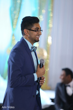 indian wedding reception,wedding speech