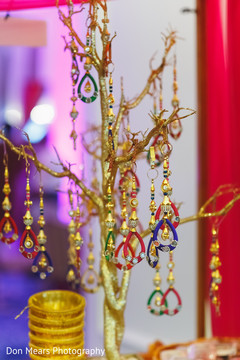 pre- wedding celebrations,sangeet,sangeet decoration,favors