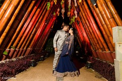 Perfect Indian bride and groom pre -wedding photo shoot.