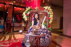 pre-wedding celebrations,sangeet,rickshaw,indian bride