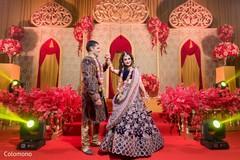 pre-wedding celebrations,sangeet,bride and groom,pre-wedding fashion