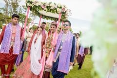 destination wedding,indian wedding ceremony,indian bride and groom
