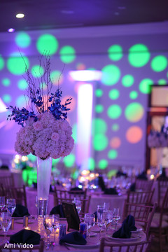 indian wedding reception decor,planning and design,floral and decor
