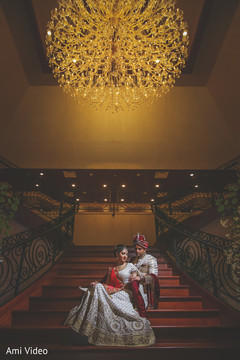 indian newlyweds,indian bride fashion,indian groom fashion