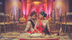 indian couple,indian wedding ceremony,indian wedding decor