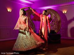 indian bride and groom,lightning,pre-wedding photography,sangeet