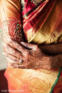 indian bride,henna,bridal mehndi,engagement ring