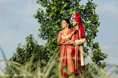 indian bride and groom,wedding ceremony fashion,indian wedding photography