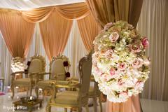 mandap,indian wedding decor,indian wedding floral and decor