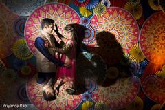 indian couple,garba night,pre wedding celebrations