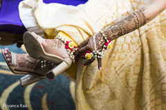 bridal mehndi,indian bride fashion,shoes,mehndi party