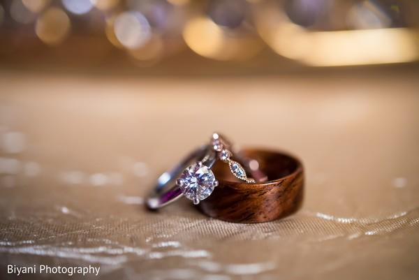 Indian wedding rings. in Houston, TX Indian Wedding by Biyani Photography