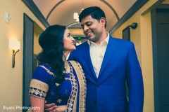 indian bride and groom,indian wedding photography,sangeet