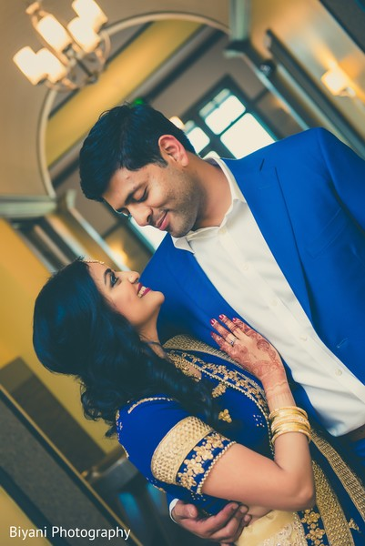 Intimate Indian bride and groom pre wedding photo shoot. in Houston, TX Indian Wedding by Biyani Photography