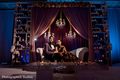indian wedding reception,indian wedding stage,indian bride and groom
