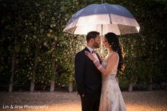 indian newlyweds,indian wedding photography