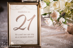 wedding table numbers,indian wedding ideas