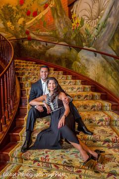 indian couple,indian engagement,indian engagement fashion