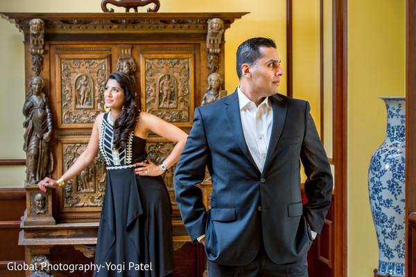 indian couple engagement,indian bride