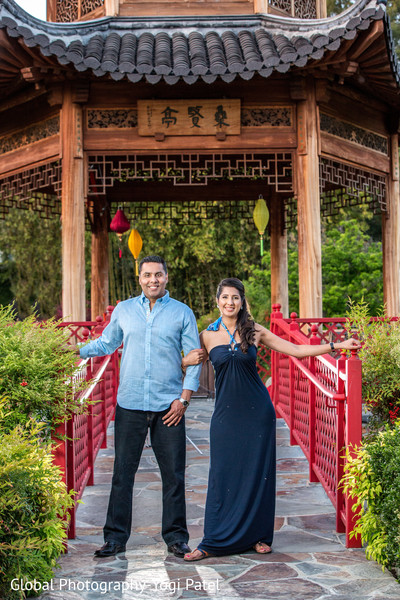 Marveous indian engagement photo location
