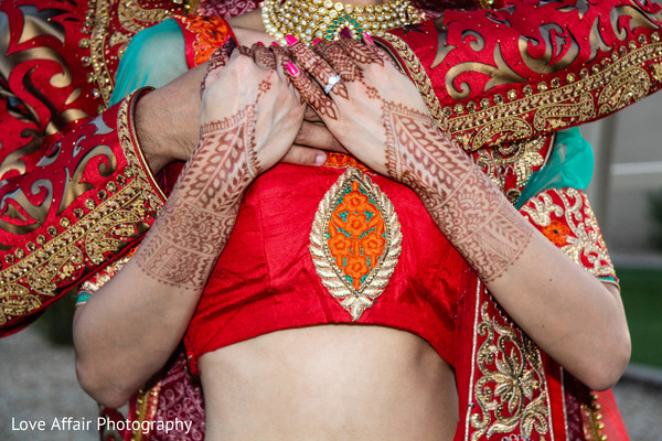 indian bride and groom,bridal mehndi