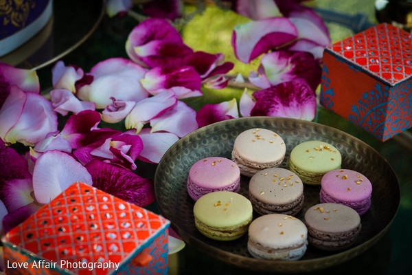 indian wedding,cakes and treats,planning and design,macaroons