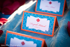 indian wedding,seating cards,planning and design