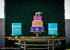 indian wedding reception,planning and design,indian wedding cakes