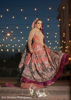 indian bride fashion,muslim bride fashion