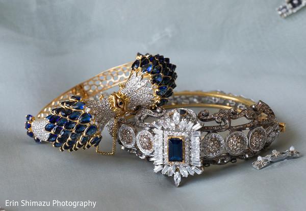 Marvelous jewelry pieces in San Pedro, CA Pakistani Wedding by Erin Shimazu Photography