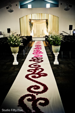 parsi wedding ceremony,floral and decor,ceremony venue