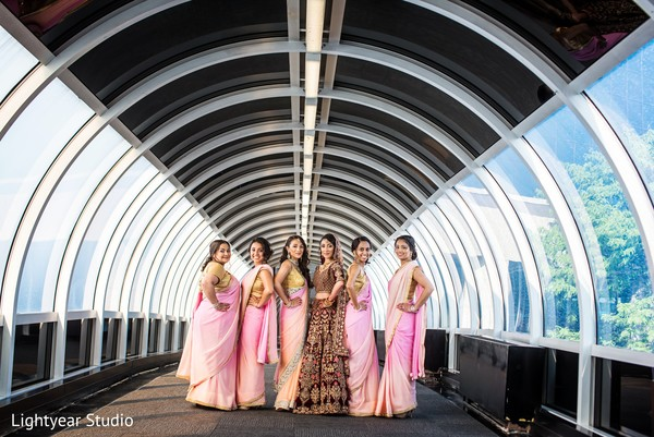 indian bride,indian wedding photography,saree,indian bridesmaids