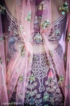 indian bride fashion,dupatta