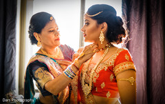 bridal jewelry,indian bride getting ready,indian bride lengha