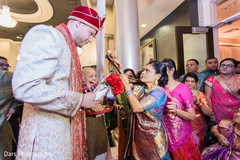 indian groom fashion,indian wedding ceremony,milni ceremony