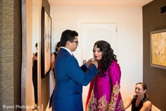 indian bride getting ready,indian groom fashion,indian bride fashion