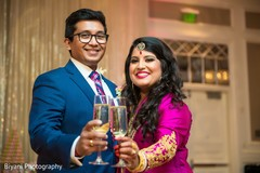 indian wedding reception,indian bride and groom,indian wedding reception photography