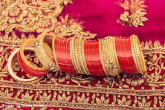 bridal bangles,red bridal bangles,indian bride jewelry