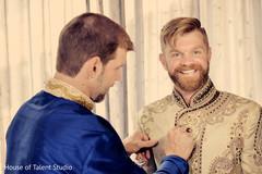sherwani,indian groom fashion,turban,getting ready