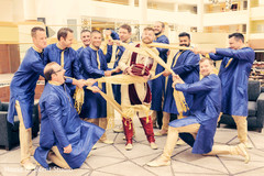 indian groomsmen fashion,indian groom