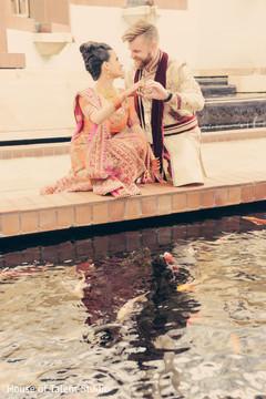 indian bride groom,indian wedding photography