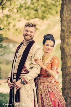 indian bride groom,indian wedding photography,indian fusion wedding