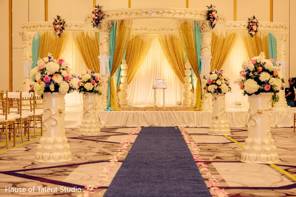 Marvelous mandap.
