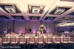 indian wedding reception decor,lightning,indian bride and groom