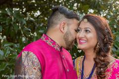 pre- wedding celebrations,indian bride and groom