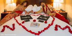 indian bride and groom,indian wedding gallery