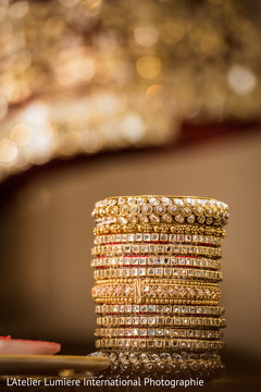 bridal jewelry,indian bride,maharani's bridal bangles