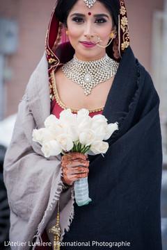 indian bride,indian bride fashion,bridal jewelry,indian bridal makeup