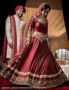 indian bride lengha,bridal jewelry,indian wedding gallery,indian groom fashion