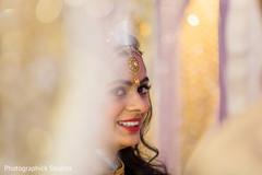 indian wedding ceremony,indian bride,bridal tikka